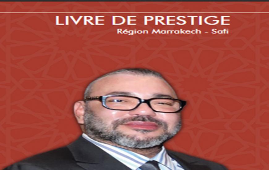 LIVRE DE PRESTIGE REGION DE MARRAKECH – SAFI