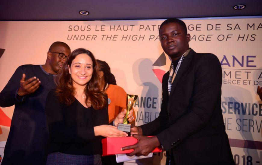 IFRANE FORUM 2018 GRATIFIE PAR LA FONDATION DES  « TROPHEES DE L'AFRICANITE »