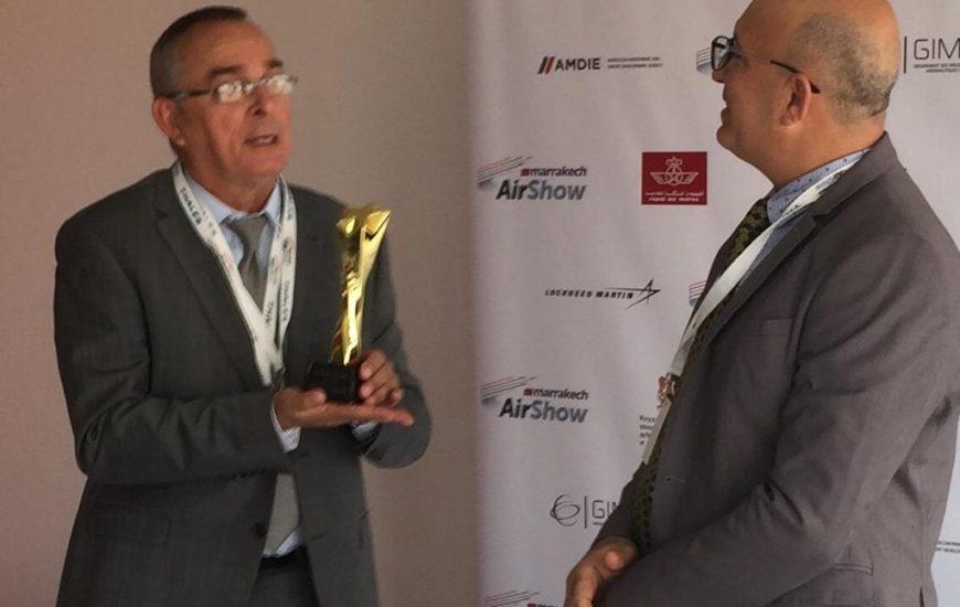 Marrakech Air Show reçoit le Trophée de l'Africanité