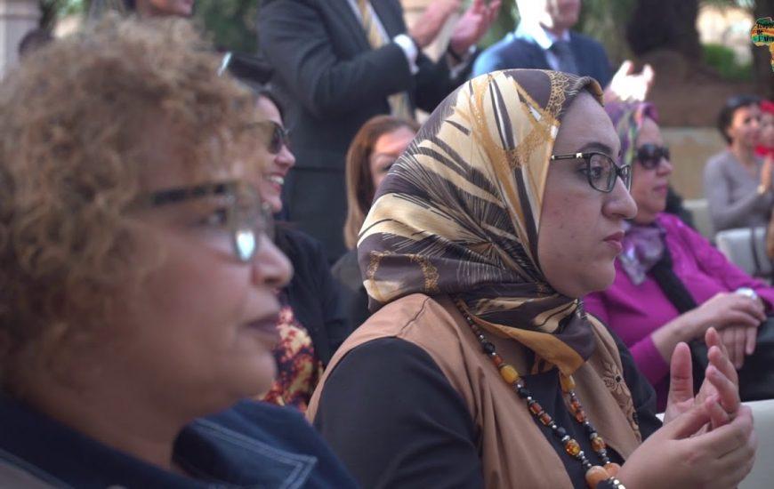 Marrakech célébre l ' Africanité au palais NAMASKAR