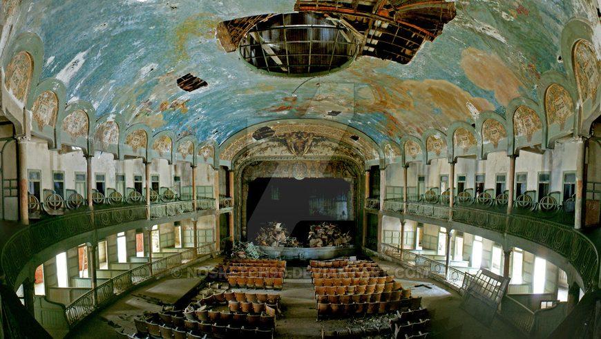 L'Espagne fait don au Maroc du grand théâtre Cervantes de Tanger Le mythique théâtre va renaître de ses cendres.