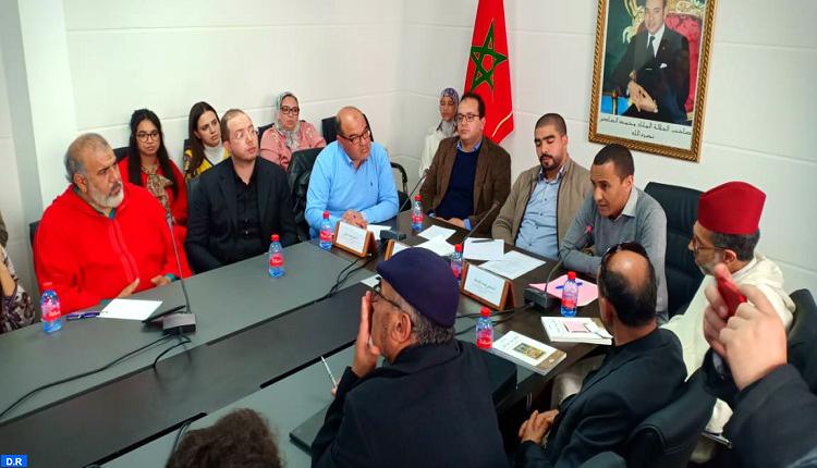 Le rôle de la Zaouia Al Kadiriya en tant que trait d'union entre le Maroc et l'Afrique à travers l'histoire, mis en lumière à Essaouira