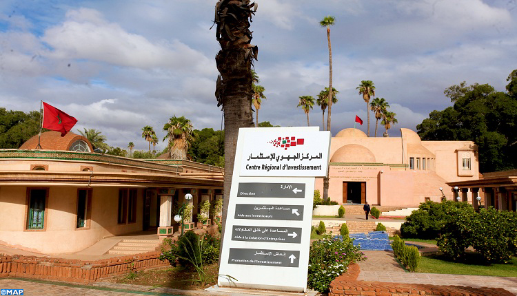 La Région de Marrakech Safi en Marche : 184 projets d'investissement validés pour 7,8 MMDH