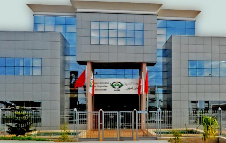 L'AMCI ( l'Agence marocaine de Coopération Internationale ) au service de l'accélération du développement africain.