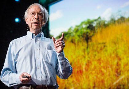 Allan Savory: Comment transformer nos déserts en prairies et inverser le changement climatique