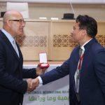 La Fondation Trophée de l'Africanité reçoit la Médaille d'Honneur  Icomos Maroc -Unesco