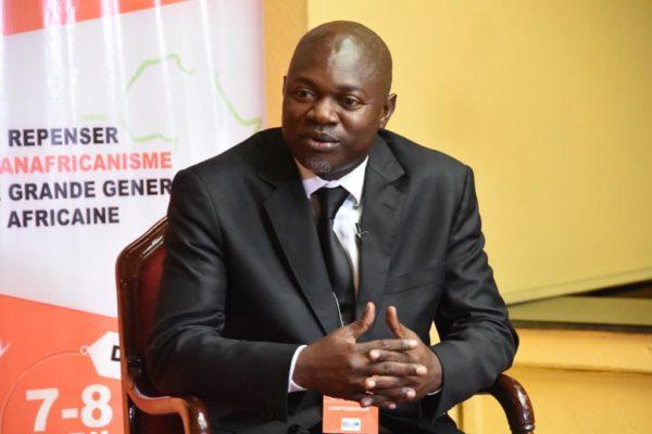 Pr Aboya Endong Manassé, président de la Fédération Africaine des Études Stratégiques (FAES).