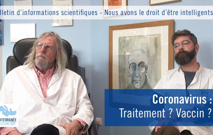 Vaccin Covid-19 : Quel est l'avis du professeur Raoult ?