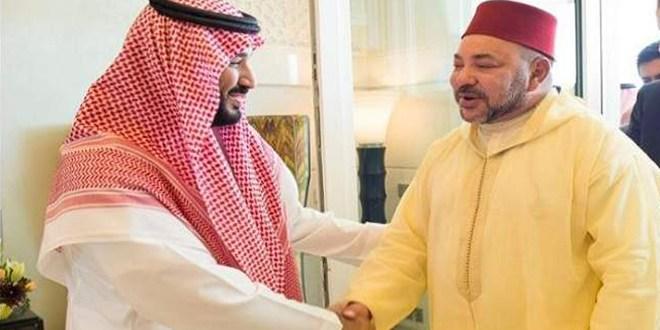 Fête du Trône: MBS félicite le roi Mohammed VI