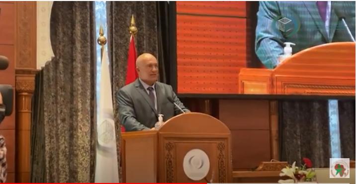 """Nasrallah Belkhayate: """"l'histoire n'oublie jamais les soutiens à l'intégrité territoriale"""""""
