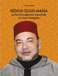Livre de prestige Souss Massa 2018
