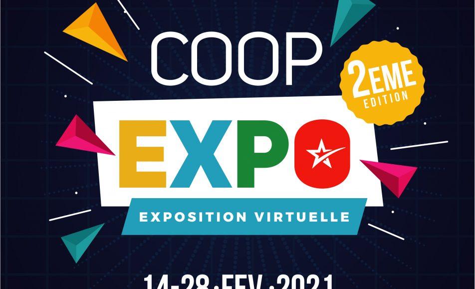 La 2éme édition de l'exposition virtuelle d'économie social et solidaire COOP EXPO